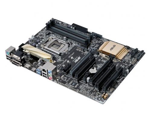 ����������� ����� ASUS B150-PRO (ATX, LGA1151, Intel B150, 4x DDR4), ��� 3