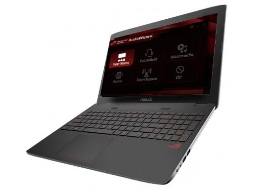 Ноутбук ASUS ROG GL752VW , вид 2