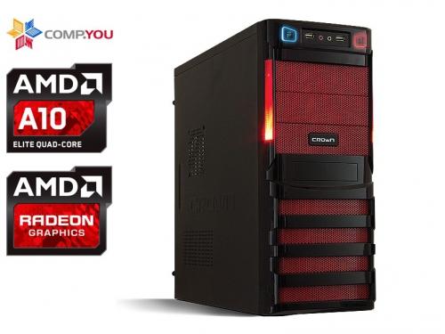 Системный блок CompYou Home PC H555 (CY.537740.H555), вид 1