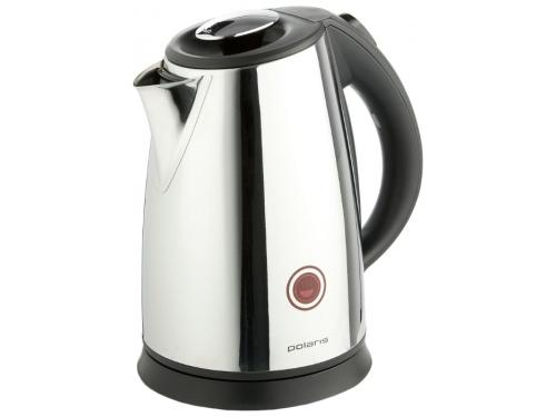 Чайник электрический Polaris PWK 1765CAR (стальной)