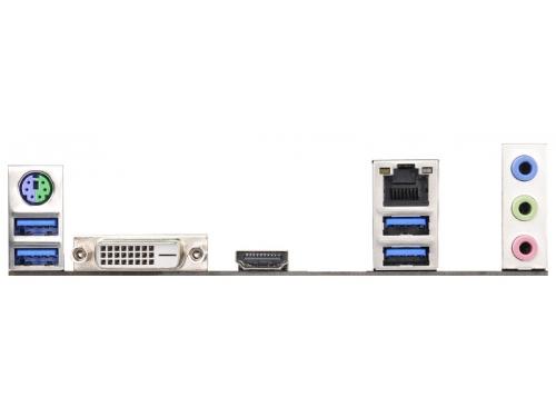 ����������� ����� ASRock B150M PRO4S Soc-1151 B150 DDR4 mATX SATA3  LAN-Gbt USB3.0 DVi/HDMI, ��� 3