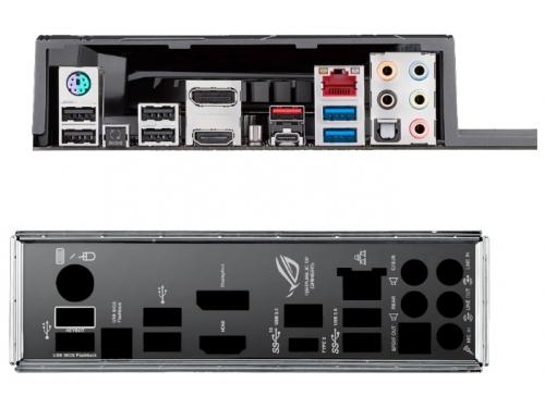 ����������� ����� ASUS MAXIMUS VIII HERO Soc-1151 Z170 DDR4 ATX SATA3  LAN-Gbt USB3.0 DP/HDMI, ��� 3
