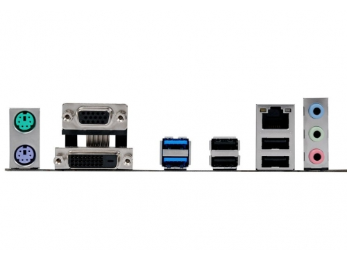 ����������� ����� ASUS H110M-K (mATX, LGA1151, Intel H110, 2x DIMM DDR4), ��� 3