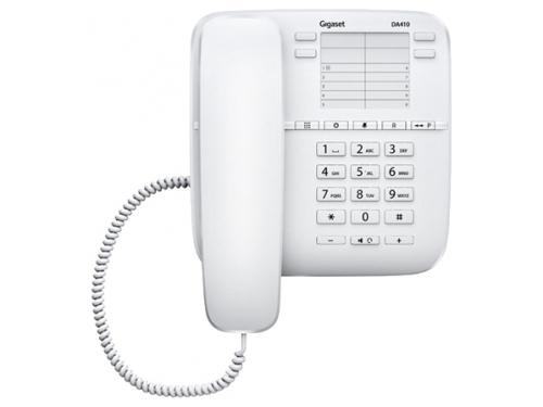 Проводной телефон Gigaset DA410 Белый, вид 1