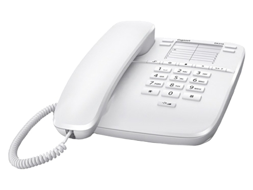 Проводной телефон Gigaset DA310, Белый, вид 1