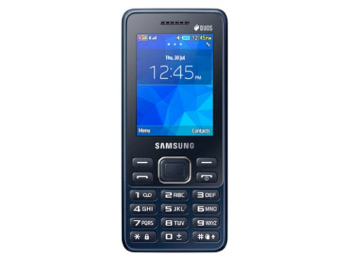 Сотовый телефон Samsung SM-B350E Duos черный, вид 1