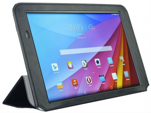 Чехол для планшета G-case Executive для Huawei MediaPad T1 10, черный, вид 4