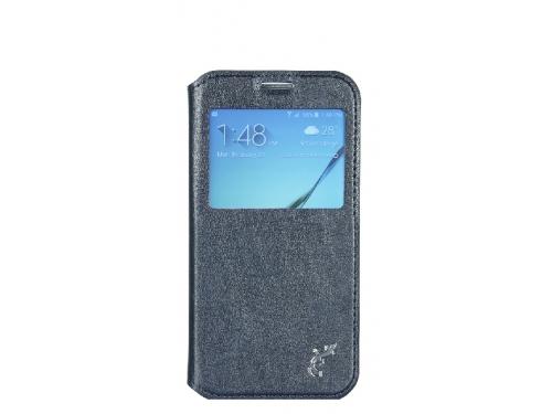Чехол для смартфона G-case Slim Premium для Samsung Galaxy S6, темно-синий, вид 1
