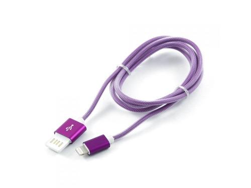 Gembird USB 2.0 Cablexpert (CCB-ApUSBp1m) 1 м фиолетовый металлик