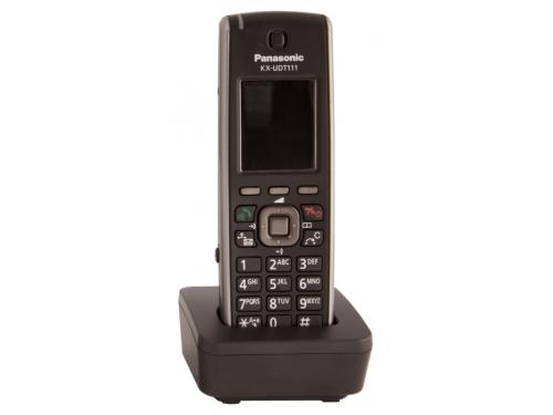 Радиотелефон IP  Panasonic KX-UDT111RU, вид 1