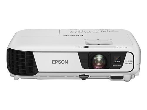 Мультимедиа-проектор Epson EB-X31, вид 1