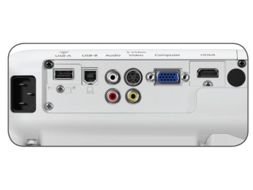 Мультимедиа-проектор Epson EB-X04, вид 2