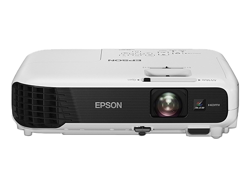 Мультимедиа-проектор Epson EB-X04, вид 1