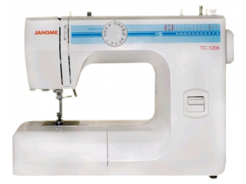 Швейная машина JANOME TC-1206, вид 1
