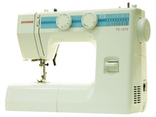 Швейная машина JANOME TC-1212, вид 1