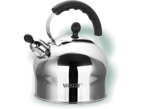 Чайник для плиты Vitesse VS-1108 (2,5 л) со свистком, вид 1