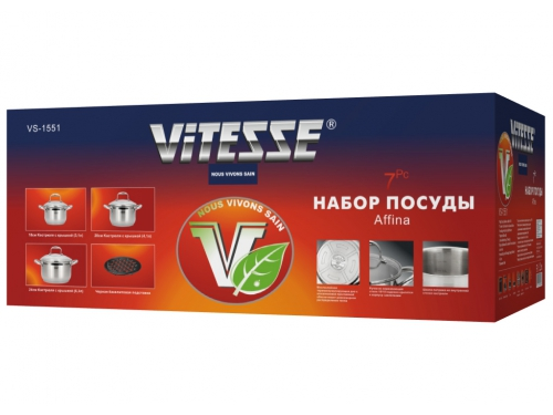 ����� ������ VITESSE VS-1551, ��� 2