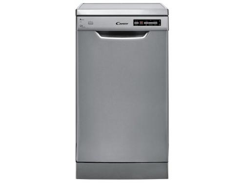 Посудомоечная машина Candy CDP 2D1149X-07, серебристая, вид 1