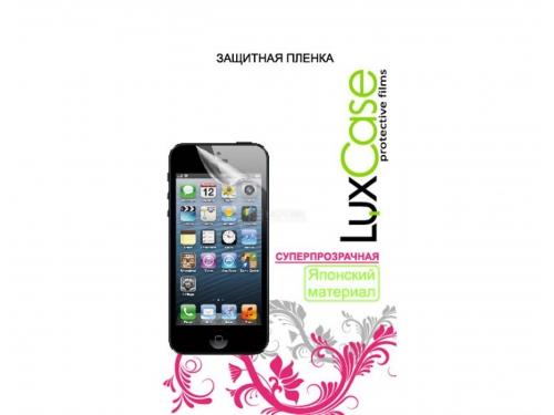 Защитная пленка для смартфона LuxCase для Apple iPhone 7 (Суперпрозрачная), вид 1