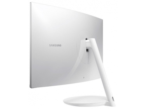 Монитор Samsung C32H711QEI, белый, вид 4