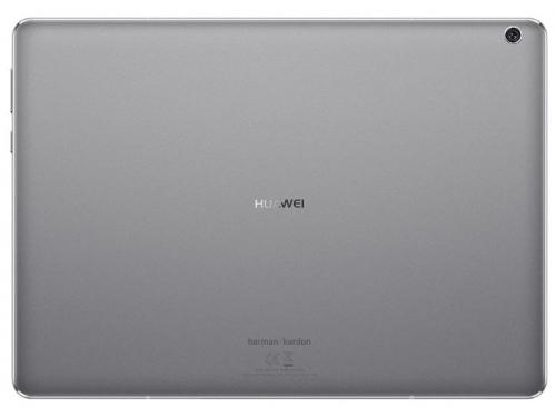 Планшет Huawei Mediapad M3 Lite 10 32Gb LTE, серый, вид 4