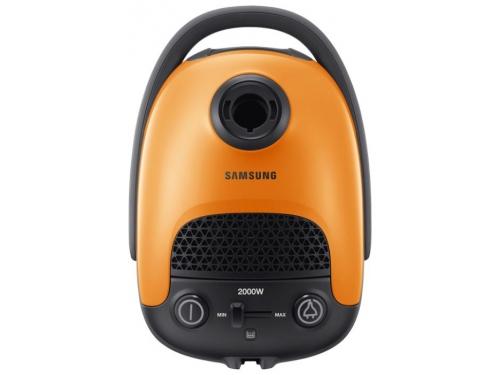 Пылесос Samsung VC20F30WNGR (с контейнером для пыли), вид 2