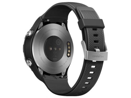 Умные часы Huawei Watch 2 Sport 4G (LEO-DLXX), чёрные, вид 2