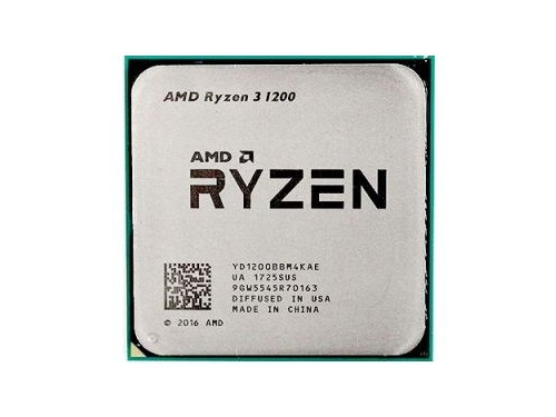 Процессор AMD Ryzen 3 1200 (AM4, L3 8192Kb, Tray), вид 2