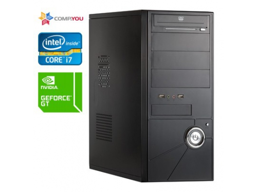 Системный блок CompYou Office PC W170 (CY.422234.W170), вид 1