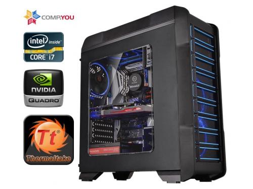 Системный блок CompYou Office PC W170 (CY.422203.W170), вид 1
