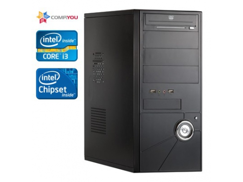Системный блок CompYou Office PC W170 (CY.516112.W170), вид 1