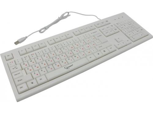 Клавиатура Gembird KB-8353U бежевая, вид 1