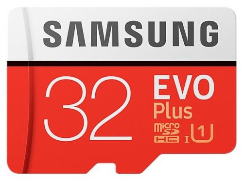 Карта памяти Samsung MB-MC32GA 32 ГБ, Class 10, вид 2