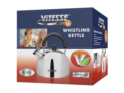 Чайник для плиты Vitesse VS-7808, вид 2