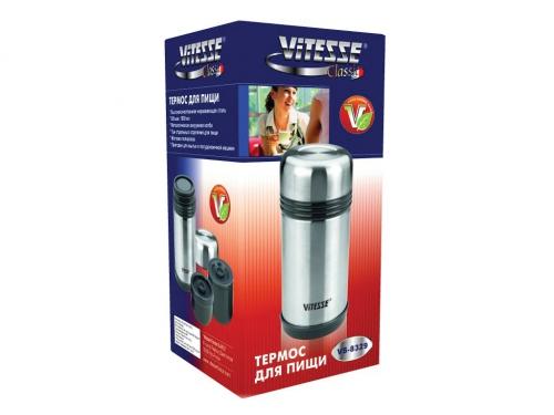Термос Vitesse VS-8329 (1000 мл), вид 3