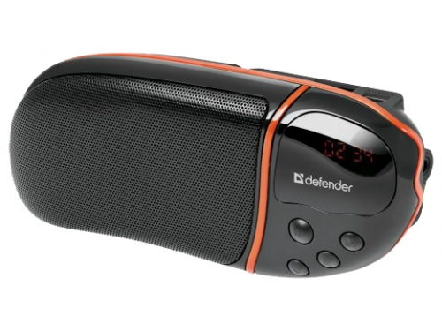 Портативная акустика Defender Spark M1 (моно, аккумулятор, USB), вид 1