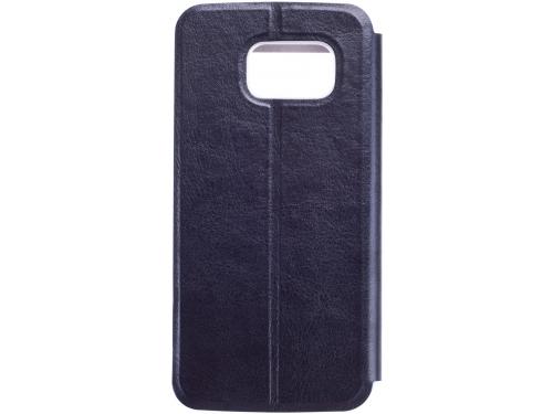 Чехол для смартфона Skinbox Lux AW Samsung Galaxy S6, Black, вид 2