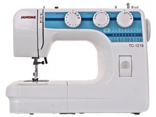 Швейная машина JANOME TC-1218, вид 1