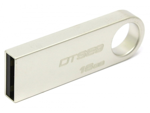 Usb-флешка Kingston DataTraveler SE9 16GB Champagne, вид 1