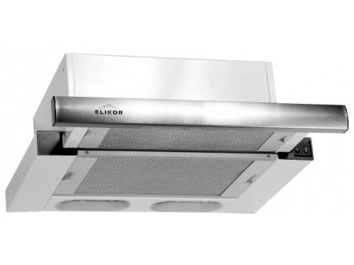 Вытяжка Elikor Интегра GLASS 45Н-400-В2Г нерж/стекло черное, вид 2