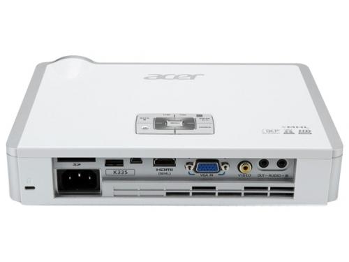 Мультимедиа-проектор Acer K335, вид 2