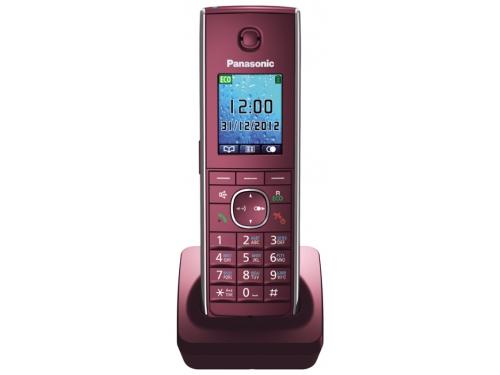 Радиотелефон Panasonic KX-TGA855RUR (дополнительная трубка), вид 1