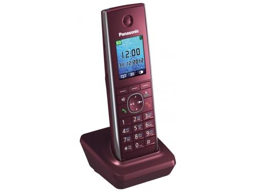 Радиотелефон Panasonic KX-TGA855RUR (дополнительная трубка), вид 3