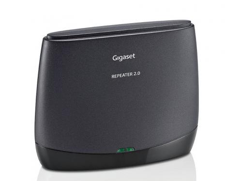Радиотелефон Gigaset REPEATER 2.0, Чёрный, вид 1