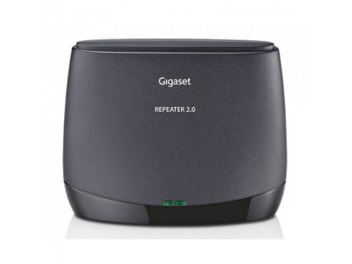 Радиотелефон Gigaset REPEATER 2.0, Чёрный, вид 2