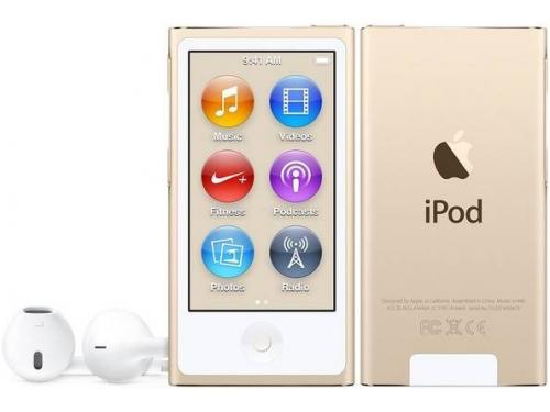 ���������� Apple iPod Nano 16GB, Gold (MKMX2RU/A), ��� 1