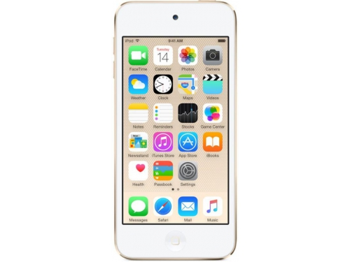 Аудиоплеер Apple iPod Touch 6 16GB, Gold (MKH02RU/A), вид 1