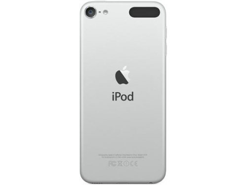 Аудиоплеер Apple iPod Touch 6 32GB, Silver (MKHX2RU/A), вид 3
