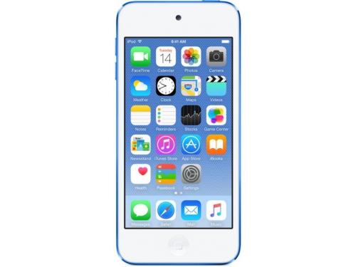 Аудиоплеер Apple iPod Touch 6 32GB, Blue (MKHV2RU/A), вид 1