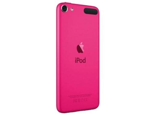 Аудиоплеер Apple iPod Touch 6 32GB, Pink (MKHQ2RU/A), вид 3